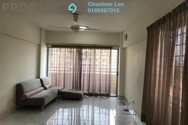 Condominium For Sale in Sri Desa, Kuchai Lama Freehold Unfurnished 3R/2B 435k