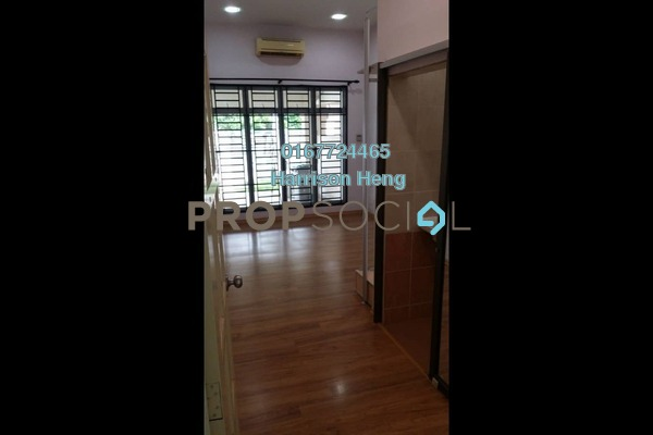 Terrace For Rent in Taman Pelangi, Johor Bahru Freehold Semi Furnished 2R/2B 1.6k