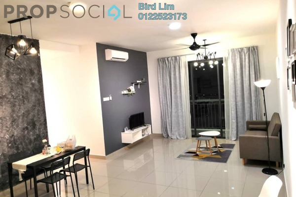 Terrace For Rent in Parkhill Residence, Bukit Jalil Freehold Fully Furnished 3R/2B 2.34k