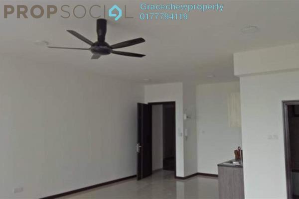 Condominium For Sale in Molek Regency, Johor Bahru Freehold Semi Furnished 0R/1B 360k