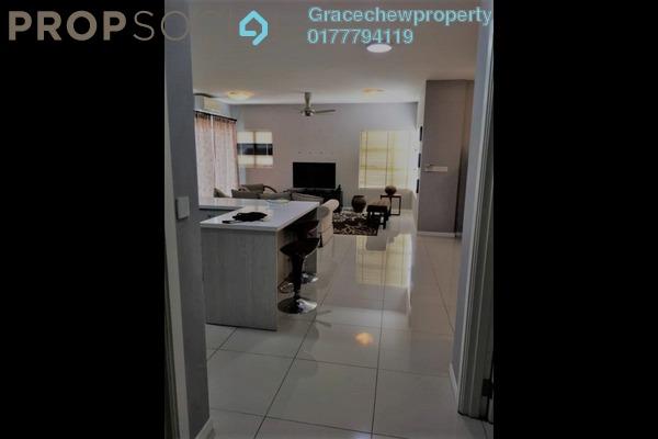 Apartment For Rent in Ujana Executive Apartments, Iskandar Puteri (Nusajaya) Freehold Fully Furnished 2R/2B 2.5k