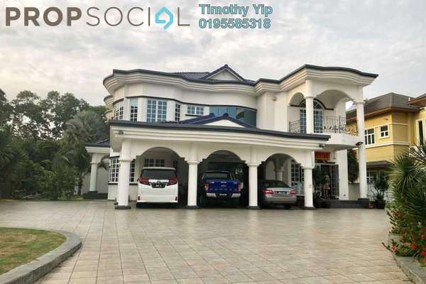Bungalow For Sale in Country Heights Kajang, Kajang Freehold Fully Furnished 10R/7B 6.8m