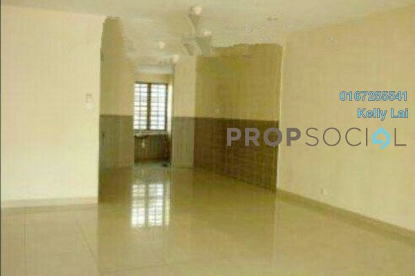 Terrace For Rent in Laman Rimbunan, Kepong Freehold Semi Furnished 6R/6B 2.3k