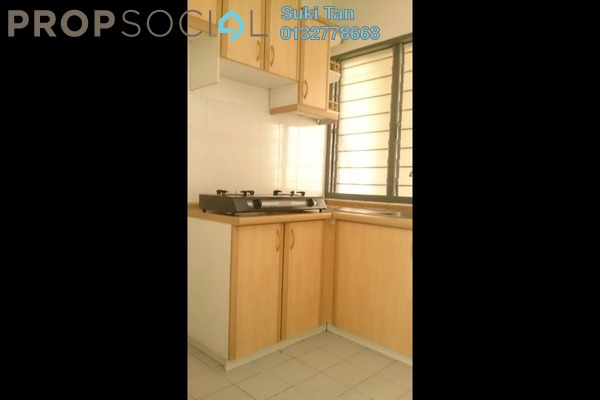 For Rent Serviced Residence at SD Apartments, Bandar Sri Damansara Freehold Semi Furnished 3R/2B 1.2k