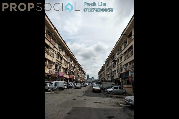 Apartment For Sale in Taman Sri Manja, PJ South Freehold Unfurnished 3R/2B 248k