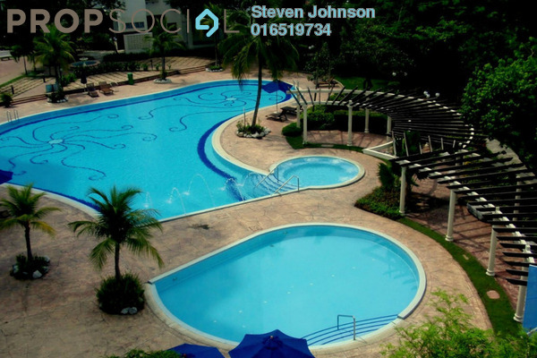 Condominium For Sale in Marina Bay, Tanjung Tokong Freehold Fully Furnished 3R/2B 810k