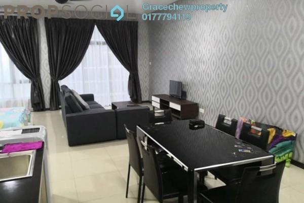 Condominium For Sale in Molek Regency, Johor Bahru Freehold Fully Furnished 0R/1B 410k