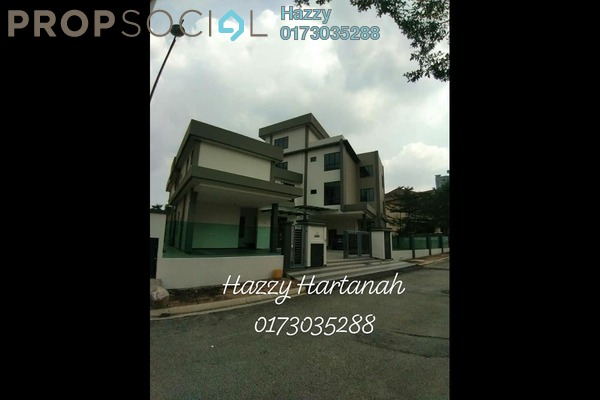 For Sale Bungalow at Hartamas Heights, Dutamas Freehold Semi Furnished 8R/7B 12m
