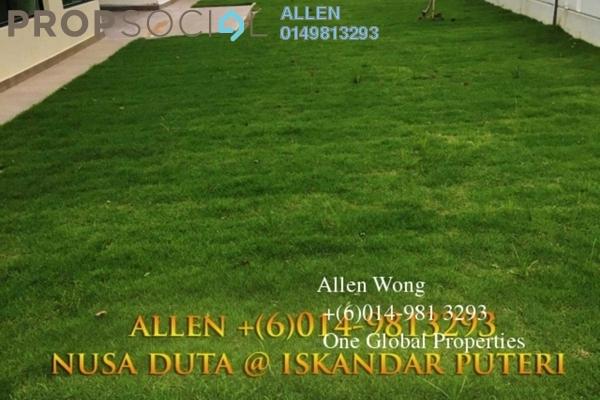 Bungalow For Rent in Taman Bukit Indah, Bukit Indah Freehold Fully Furnished 5R/6B 6k