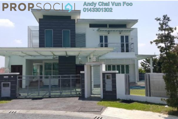 For Rent Bungalow at USJ Heights, UEP Subang Jaya Freehold Semi Furnished 0R/0B 8k