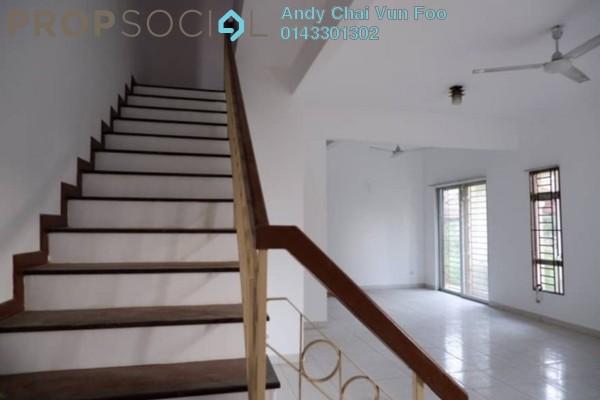 Terrace For Sale in Kemuning Utama Commercial Centre, Kemuning Utama Freehold Semi Furnished 5R/3B 800k