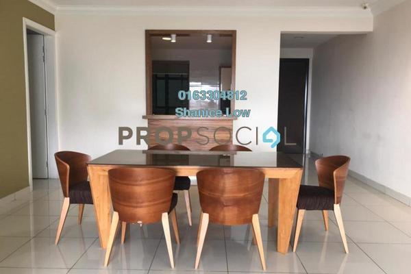 Condominium For Sale in Papillon Desahill, Taman Desa Freehold Semi Furnished 3R/4B 1.6m