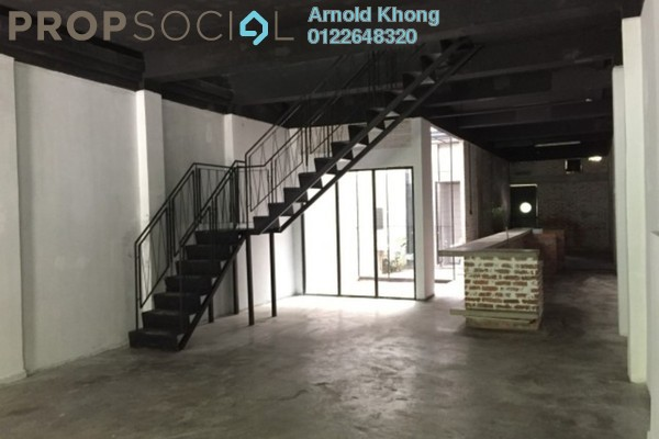 Shop For Rent in The CapSquare Residences, Dang Wangi Freehold Semi Furnished 0R/4B 24k