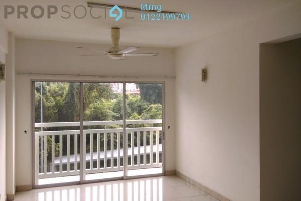 Condominium For Rent in Hijauan Puteri, Bandar Puteri Puchong Freehold Unfurnished 3R/2B 1.2k