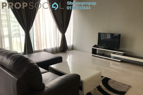 For Rent Condominium at Vipod Suites, KLCC Freehold Fully Furnished 2R/2B 5.7k