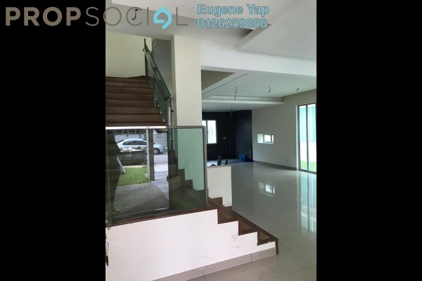 For Rent Semi-Detached at Tiara Puteri, Bukit Rahman Putra Freehold Unfurnished 5R/4B 2.4k