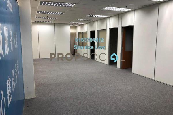 Office For Rent in IOI Business Park, Bandar Puchong Jaya Freehold Semi Furnished 3R/0B 3.1k