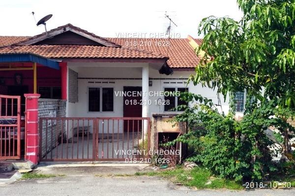 Terrace For Sale in Taman Banting Baru, Banting Freehold Semi Furnished 3R/2B 138k