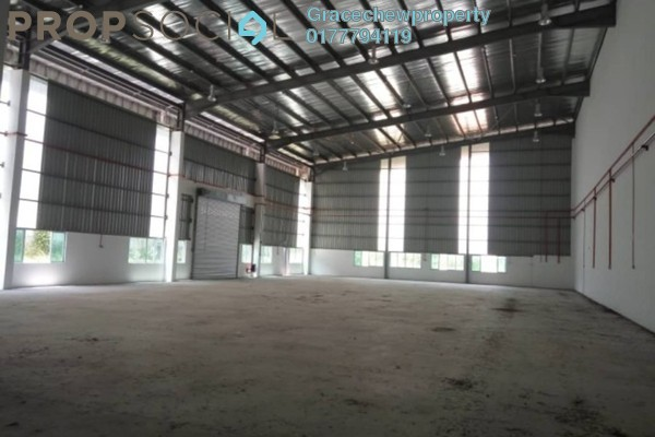 Factory For Rent in Taman Desa Cemerlang, Ulu Tiram Freehold Unfurnished 0R/0B 15.9k