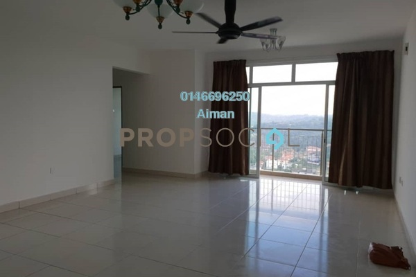 Condominium For Rent in Puncak 7 Residences, Shah Alam Freehold Unfurnished 3R/3B 1.8k