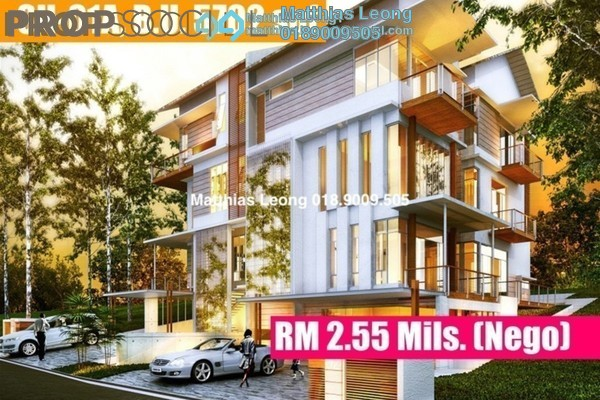 Semi-Detached For Sale in Kingsley Hills, Putra Heights Freehold Unfurnished 6R/6B 2.55m