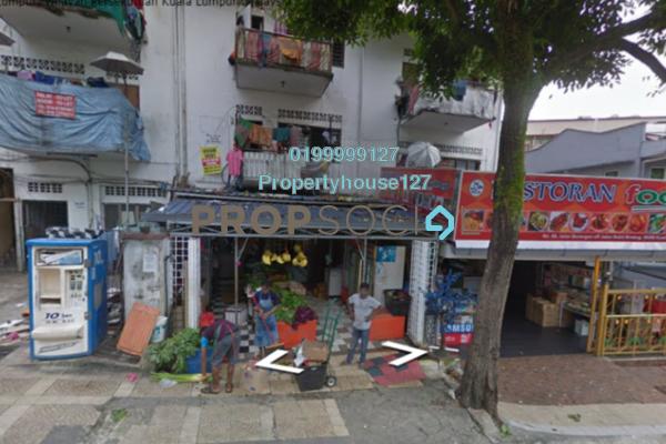 Shop For Rent in Jalan Berangan, Bukit Bintang Freehold Unfurnished 0R/0B 14k