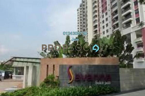 Condominium For Sale in Savanna 1, Bukit Jalil Freehold Semi Furnished 4R/3B 720k