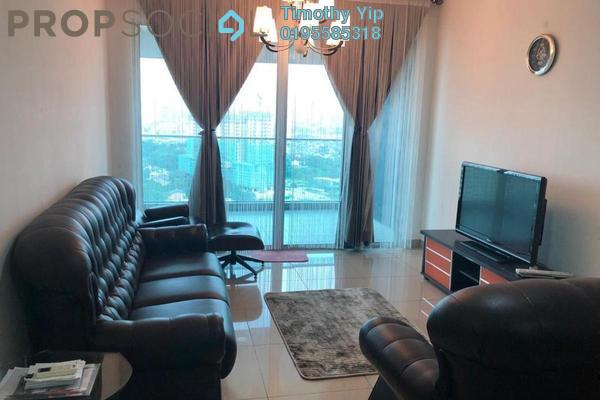 Condominium For Sale in Kiara Residence 2, Bukit Jalil Freehold Fully Furnished 4R/3B 598k