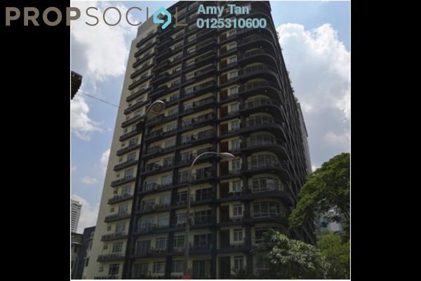 Serviced Residence For Sale in 38 Bidara, Bukit Ceylon Freehold Unfurnished 0R/0B 514k