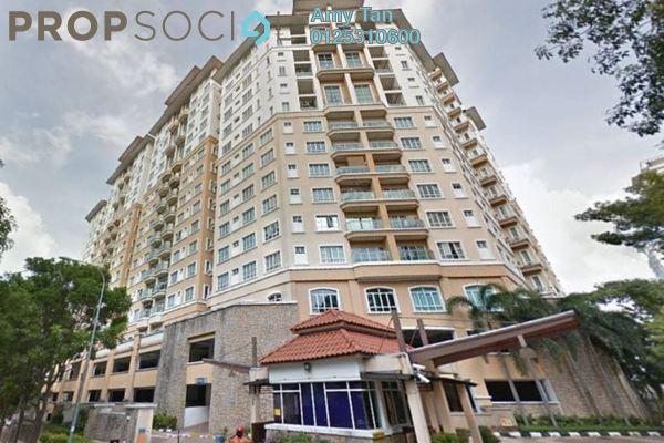 Condominium For Sale in Hartamas Regency 2, Dutamas Freehold Unfurnished 0R/0B 1.4m