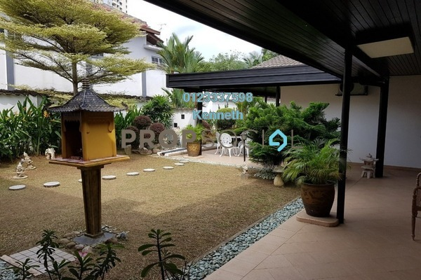 Bungalow For Sale in Section 16, Petaling Jaya Leasehold Semi Furnished 7R/5B 3.9m