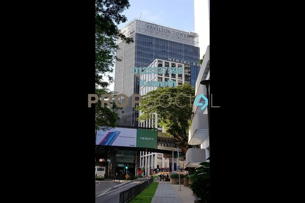 Office For Rent in Pavilion Tower, Bukit Bintang Freehold Unfurnished 0R/0B 17.3k