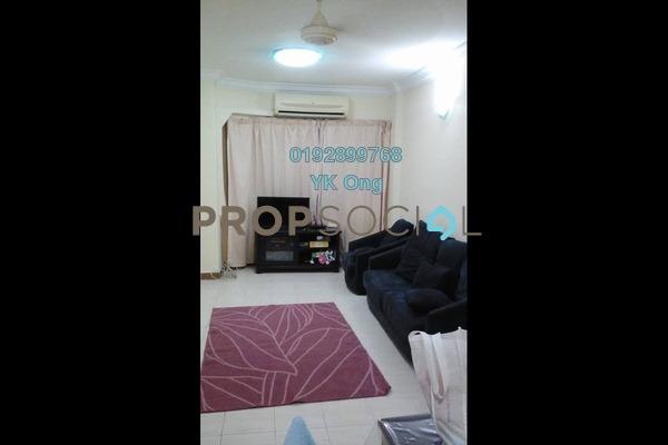 Condominium For Rent in Danau Impian, Taman Desa Freehold Fully Furnished 3R/2B 1.45k