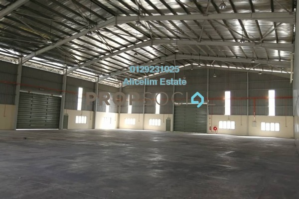 Factory For Rent in Rawang Integrated Industrial Park, Rawang Freehold Unfurnished 0R/2B 18k