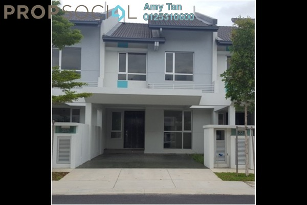 Terrace For Sale in Bayan, Tropicana Aman Freehold Unfurnished 0R/0B 745k