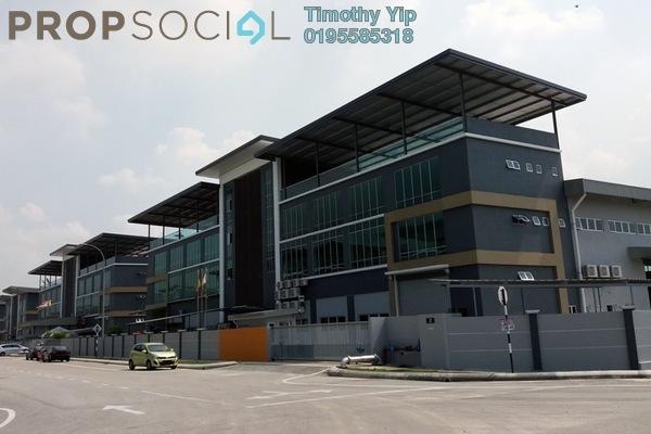 Factory For Sale in ETP 2 @ Meru Industrial Park, Meru Freehold Unfurnished 1R/1B 6.79m