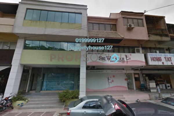 Shop For Rent in Pinggiran Taman Tun Dr Ismail, TTDI Freehold Unfurnished 0R/0B 18k