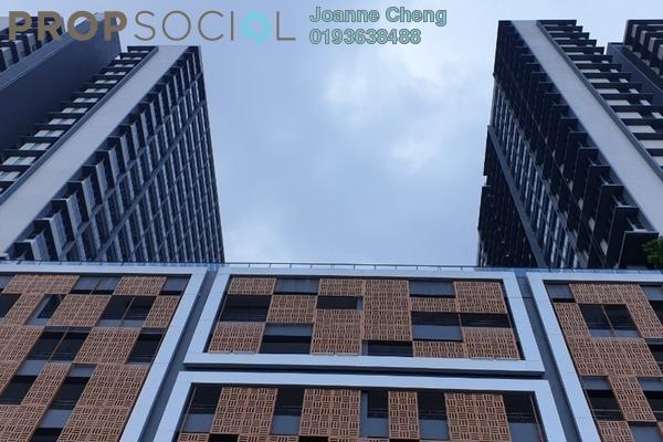 Serviced Residence For Rent in Biji Living, Petaling Jaya Freehold Semi Furnished 3R/2B 2.8k