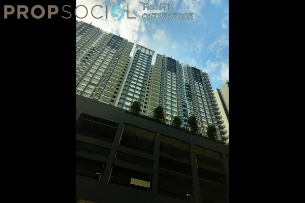 Condominium For Rent in Savanna Executive Suites, Southville City Freehold Semi Furnished 3R/2B 1.45k