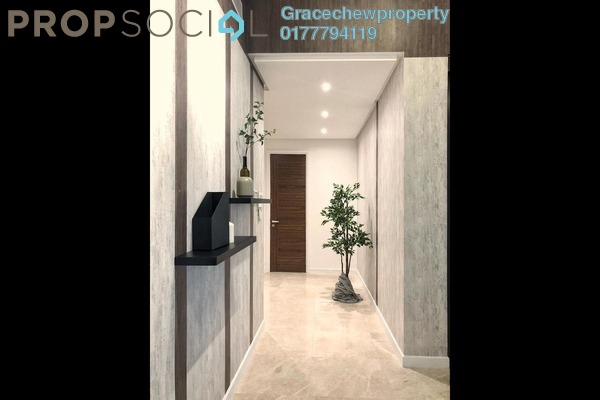 Condominium For Rent in The Astaka @ 1 Bukit Senyum, Johor Bahru Freehold Fully Furnished 4R/4B 7.8k