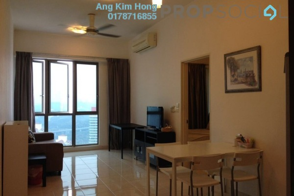 Condominium For Sale in Tropicana City Tropics, Petaling Jaya Freehold Fully Furnished 2R/2B 600k