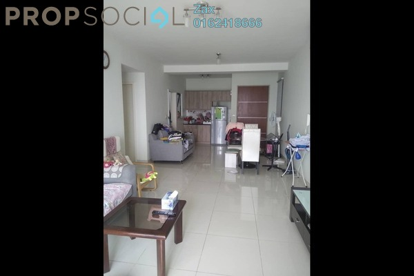 Condominium For Rent in The Z Residence, Bukit Jalil Freehold Fully Furnished 3R/2B 1.9k
