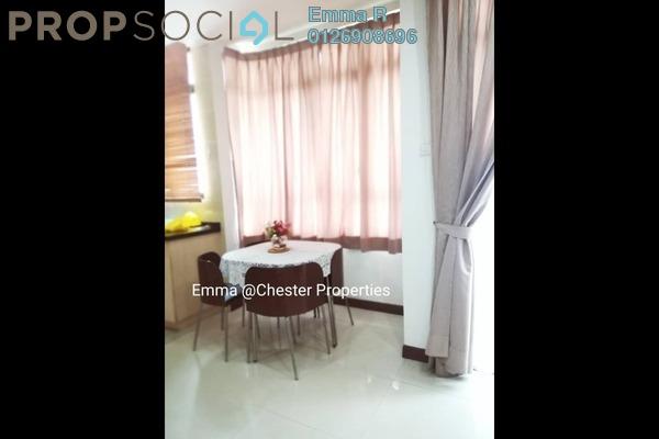 Condominium For Rent in The Heritage, Seri Kembangan Freehold Fully Furnished 2R/2B 2.2k