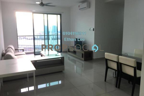 Condominium For Rent in Parkhill Residence, Bukit Jalil Freehold Fully Furnished 3R/2B 2.6k
