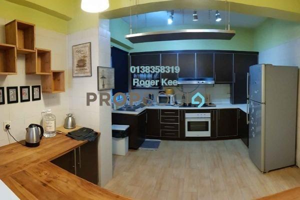 Condominium For Rent in Bungaraya Condominium, Saujana Freehold Fully Furnished 0R/0B 3k