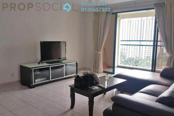 Condominium For Sale in Mont Kiara Astana, Mont Kiara Freehold Fully Furnished 3R/2B 1.2m