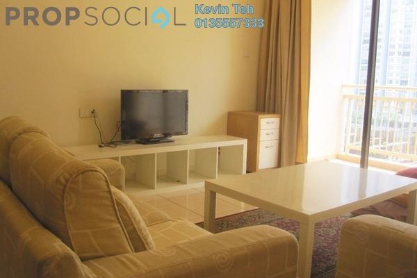 Condominium For Sale in Casa Kiara I, Mont Kiara Freehold Fully Furnished 3R/3B 700k
