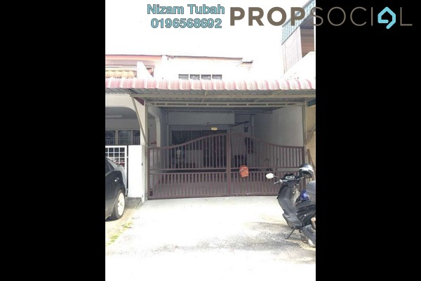 Terrace For Rent in Taman Merak Mas, Bukit Katil Freehold semi_furnished 3R/2B 650translationmissing:en.pricing.unit