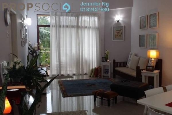 Condominium For Sale in Indah Villa, Bandar Sunway Freehold Semi Furnished 3R/2B 570k