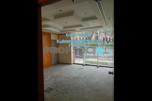 Office For Rent in Menara Olympia, Bukit Ceylon Freehold Unfurnished 1R/1B 3.58k
